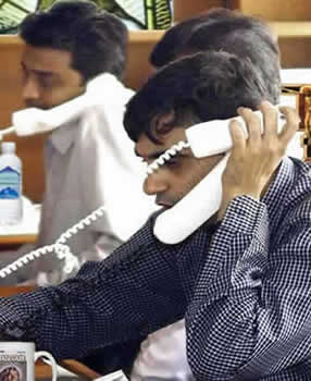 Tenpasenta Call centre India