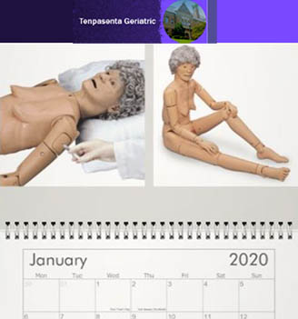 Geriatric care calender