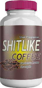 Shitlike coffee stool fragrance