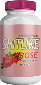 Shitlike Rose stool fragrance