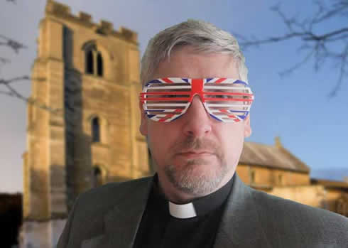 Mark the vicar